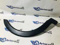 Накладка арки переднего колеса правая на Лада Калина Кросс