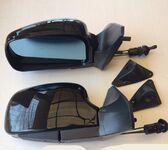 Боковые зеркала Питер черные с антибликом на ВАЗ 2108-21099, 2113-2115