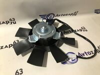 Вентилятор охлаждения 8 лопастей на ВАЗ 2101-2107, 2108-2115, 2110-2112