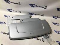 Накладки вентиляции салона aero-effect серебристые на Лада 4х4 Нива