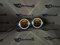 Фары светодиодные NV-300 (звезда) для Лада 4х4 Нива, Урбан