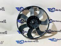 Крыльчатка вентилятора на Лада Веста, Renault Logan 2, Икс рей