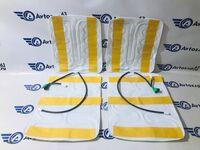 Оригинальные элементы обогрева сидений на Лада Гранта