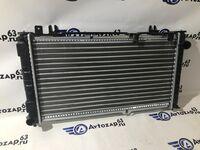 Радиатор охлаждения двигателя SAT на Лада Гранта, Калина 2