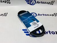 Ремень генератора Dayco на Лада Калина без кондиционера