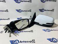 Боковые зеркала в стиле AMG на Лада Приора, ВАЗ 2110-2112