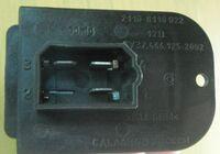 Резистор на вентилятор отопителя