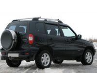 Нива и Chevrolet Niva