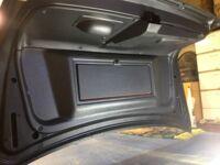Обивка крышки багажника на ВАЗ 2170 Лада Приора седан