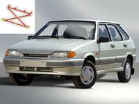 Усилители жесткости кузова на ВАЗ 2108-2115