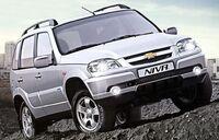 ВАЗ 2123 Chevrolet Niva